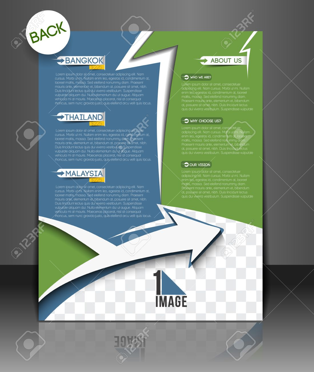 travel agency flyer poster template royalty cliparts travel agency flyer poster template stock vector 31787681