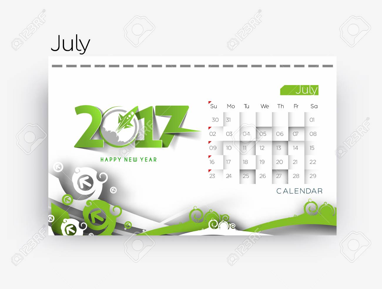 happy new year 2017 calendar new year holiday design elements for holiday cards calendar
