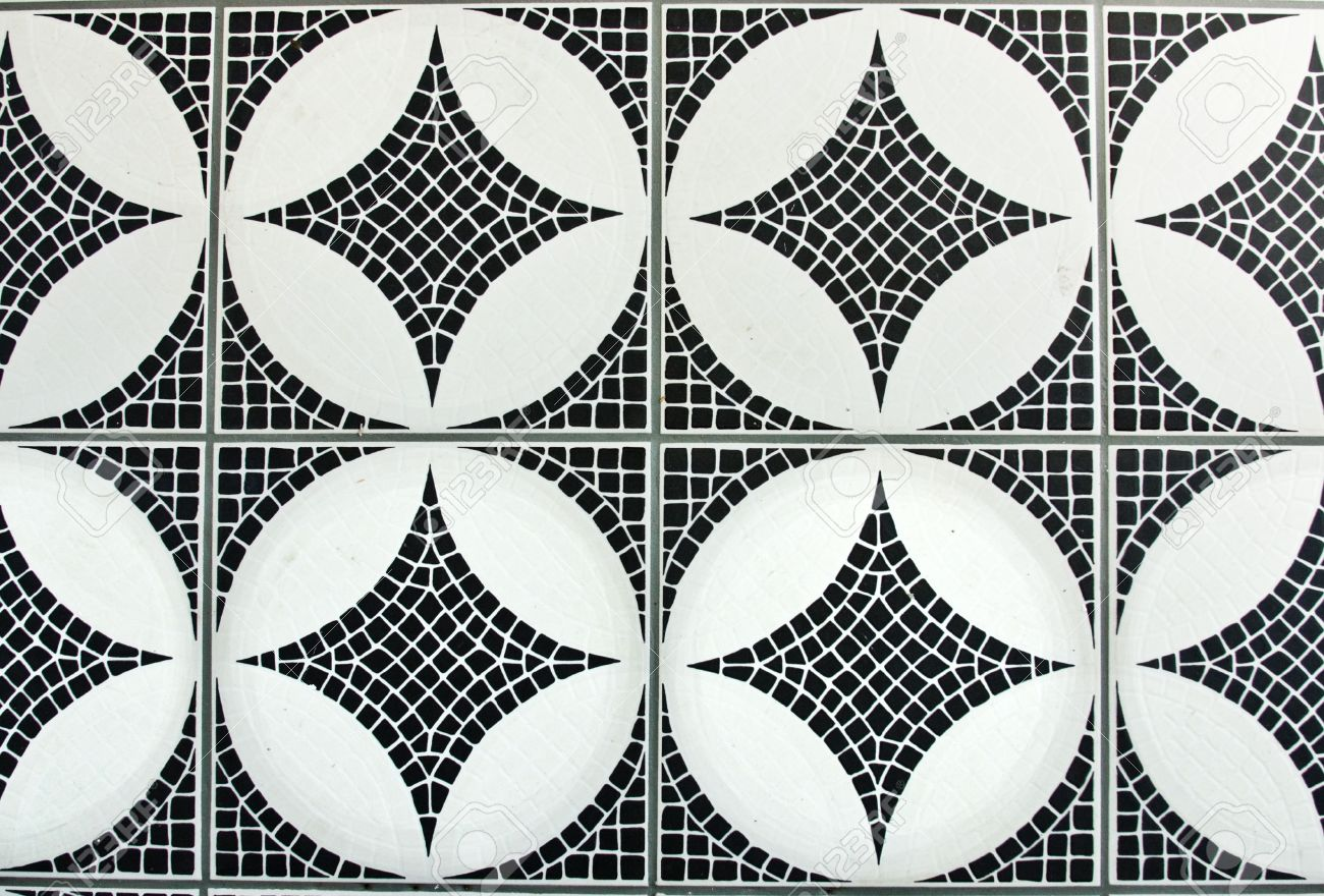 black and white mosaic background stock photo picture and royalty rh 123rf com black and white mosaic tile patterns black and white mosaic tile patterns