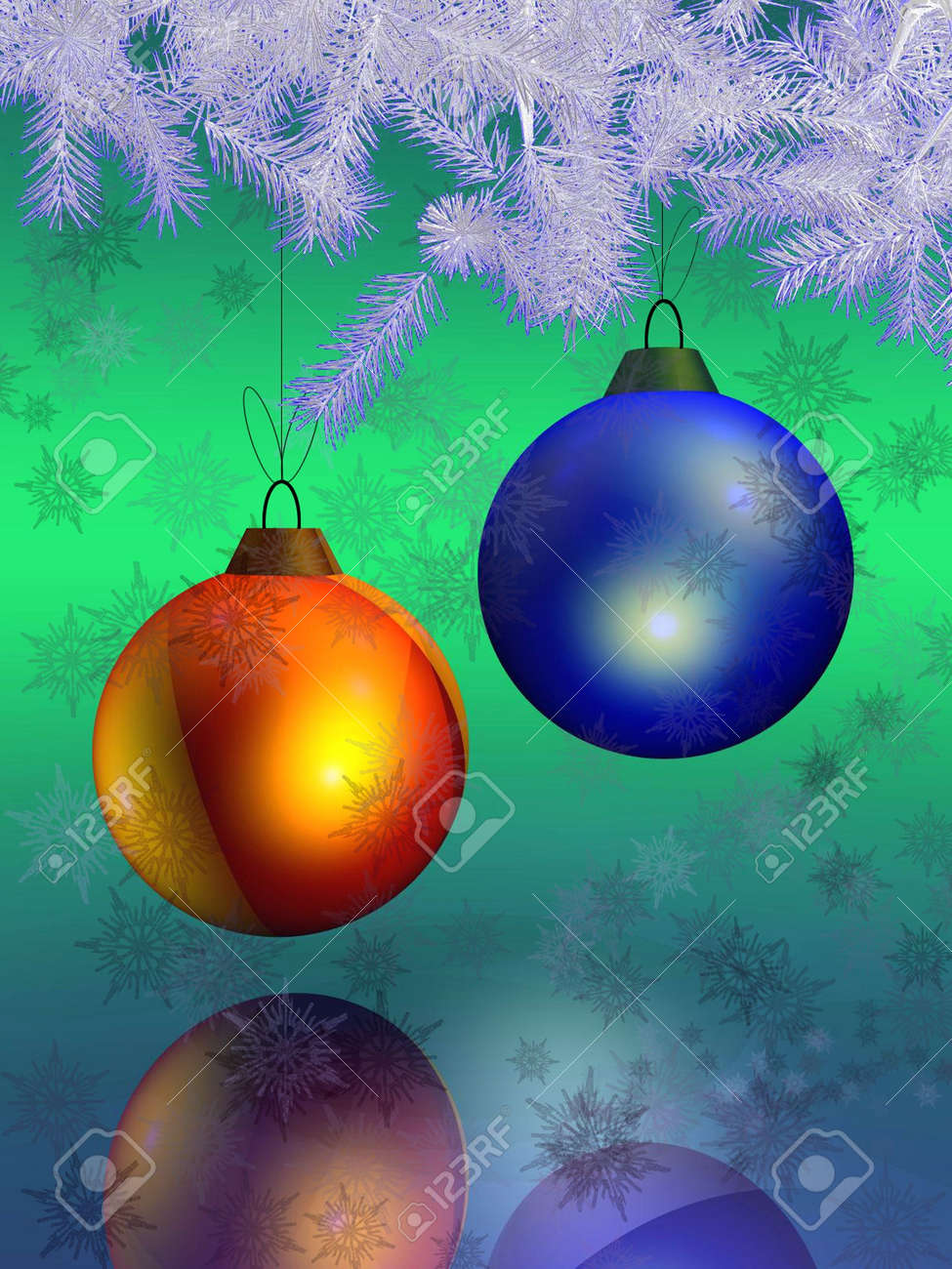 Christmas And New Year Stock Photo - 636537