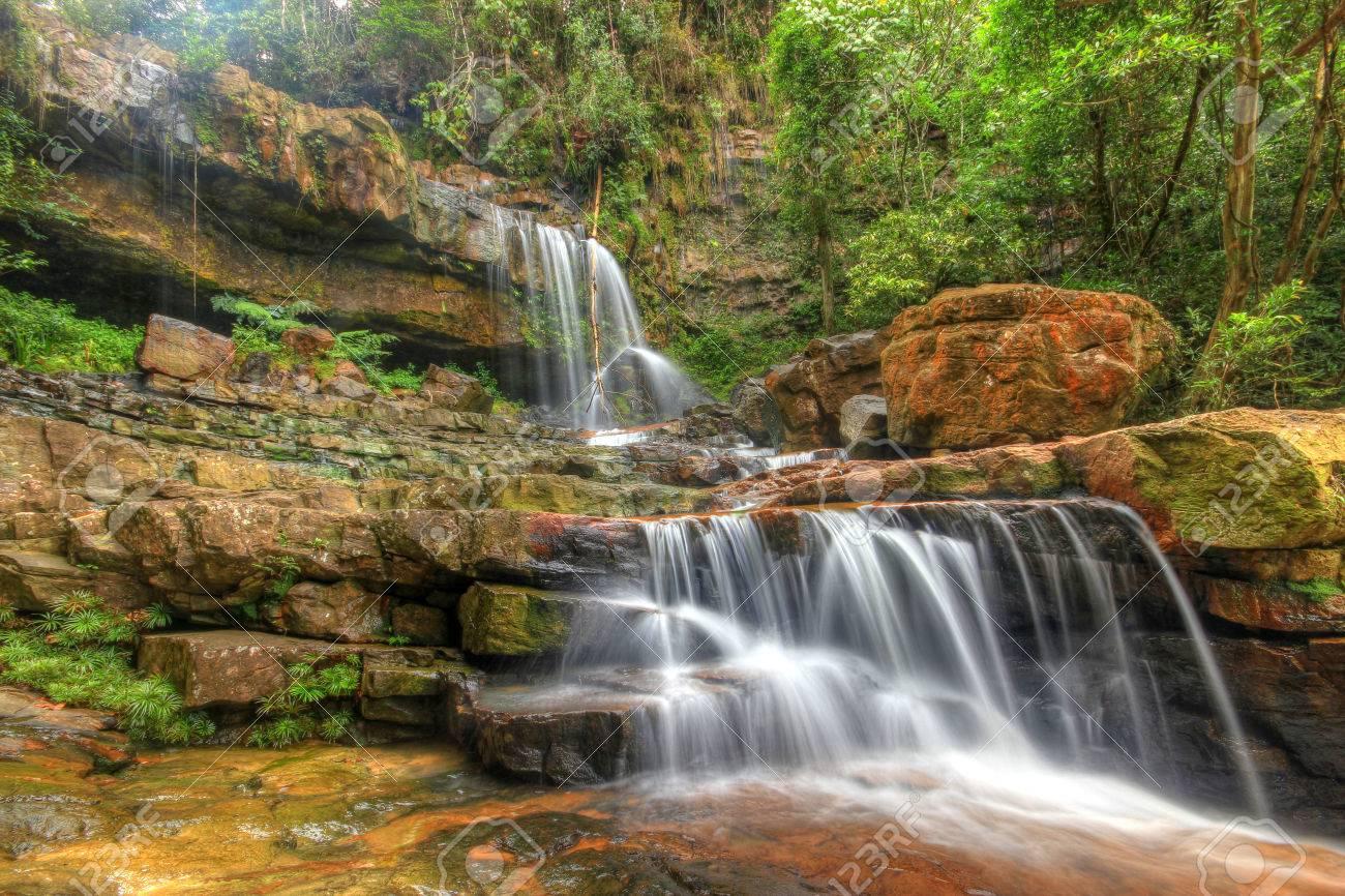 Waterfall Malaysia Pahang Pahang Waterfall Malaysia