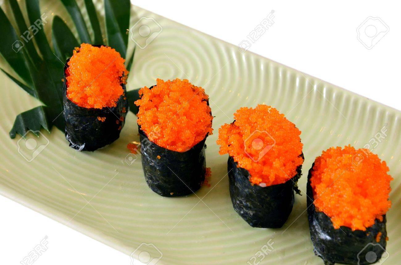 Images of Sushi Egg - Perfect plan for your easter day