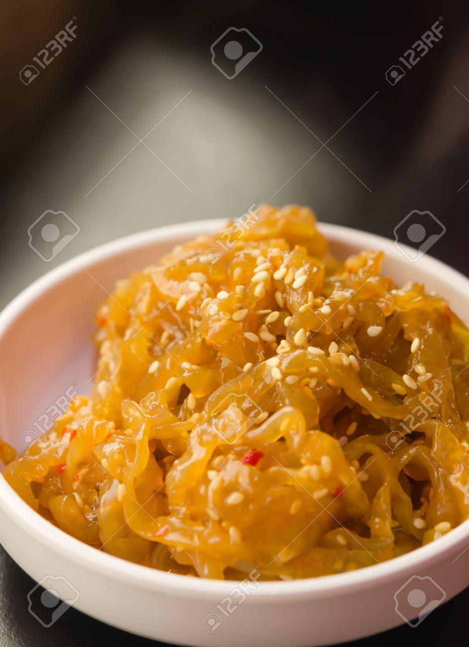 料理 クラゲ 中華