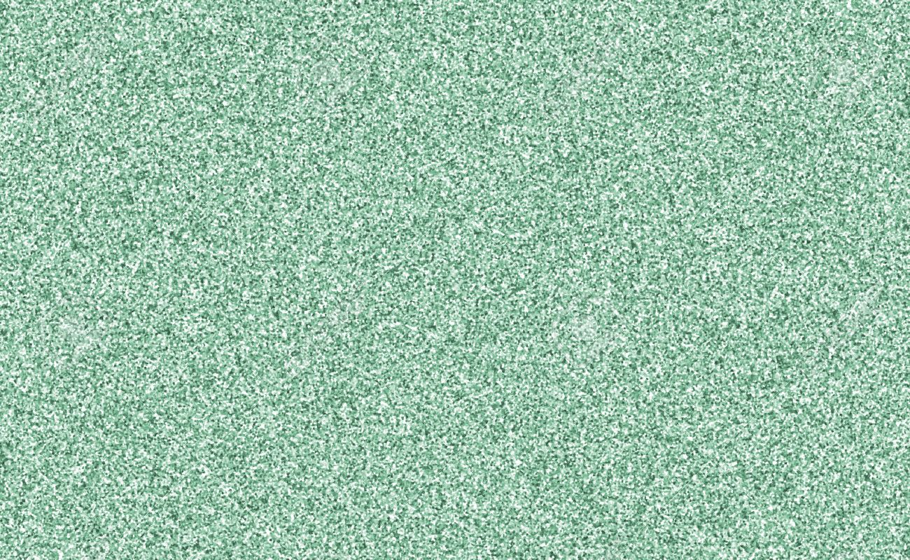 Pale Mint Green Glitter Background Texture Stock Photo
