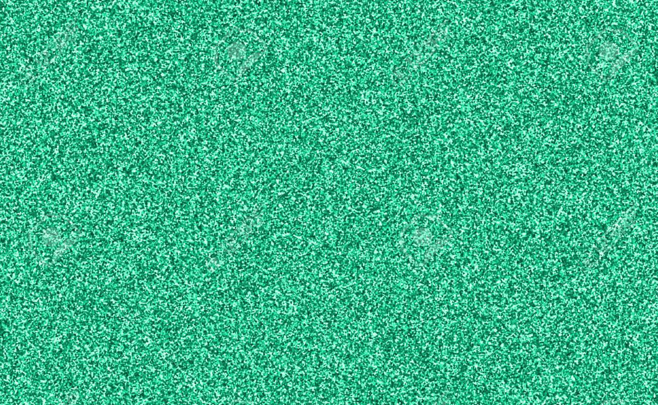 Mint Green Glitter Background Texture Stock Photo