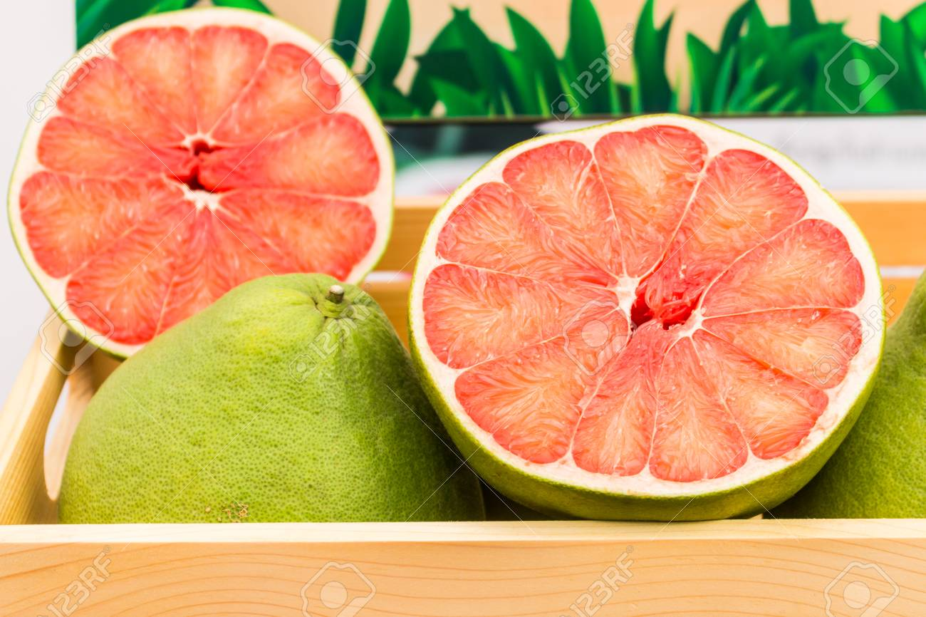 Pictures Of Pomelo Fruit