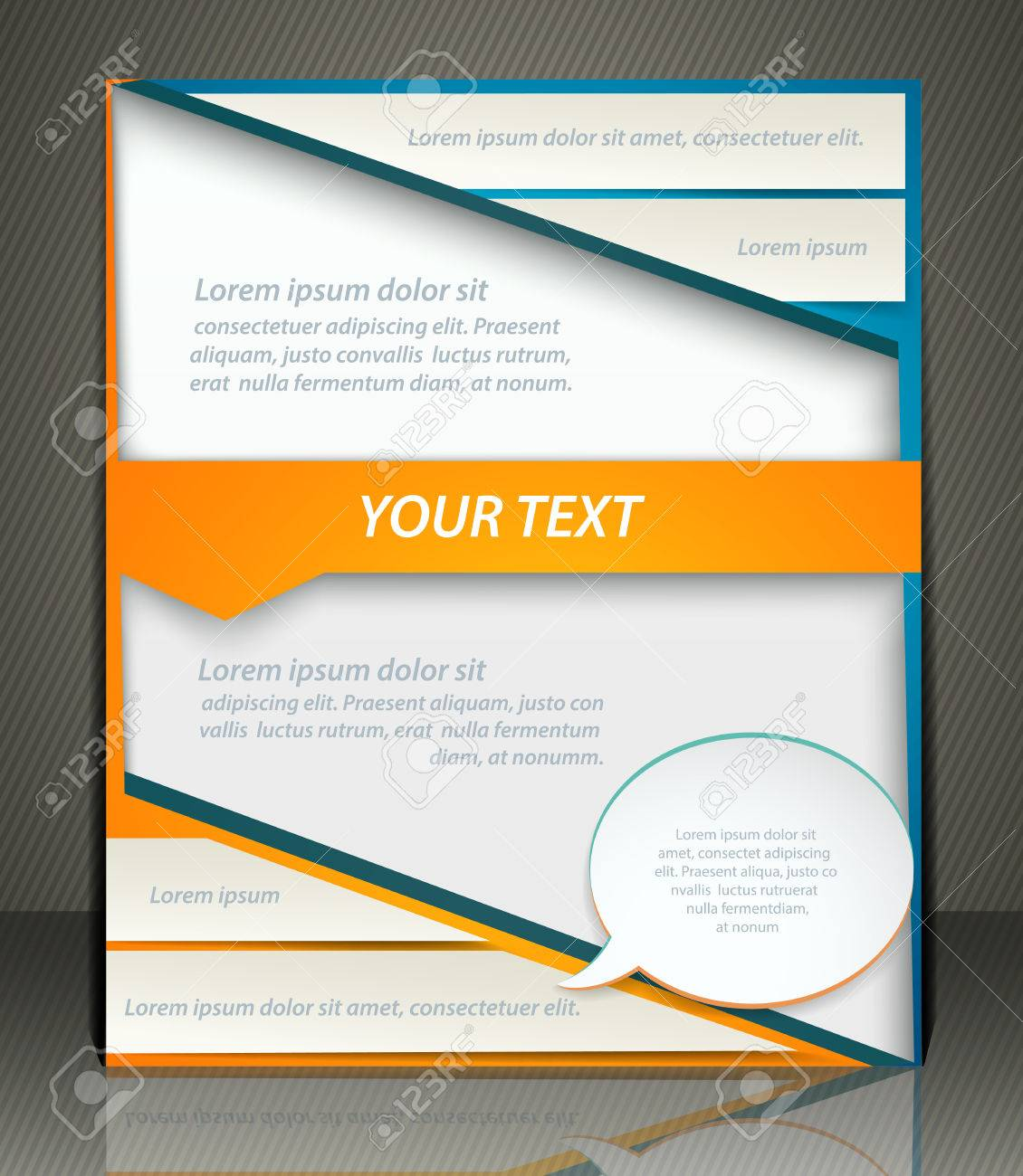 vector layout business flyer magazine cover template or vector vector layout business flyer magazine cover template or corporate banner design