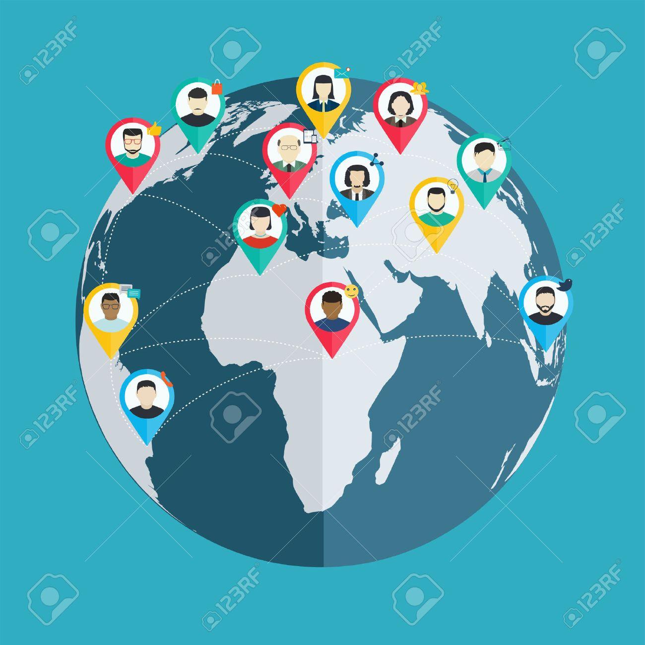 around the world app
