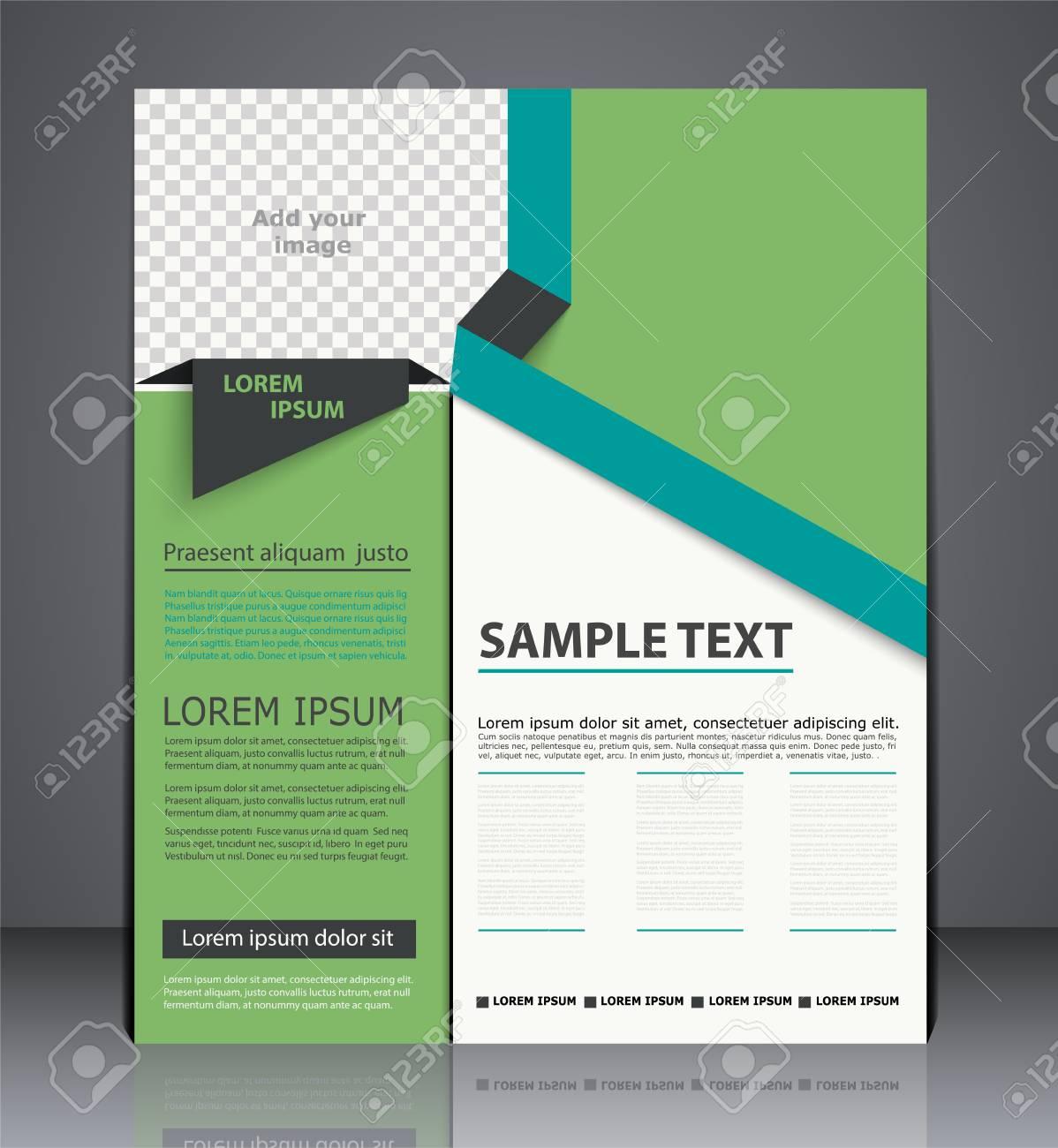 vector business brochure flyer design layout cover design in
