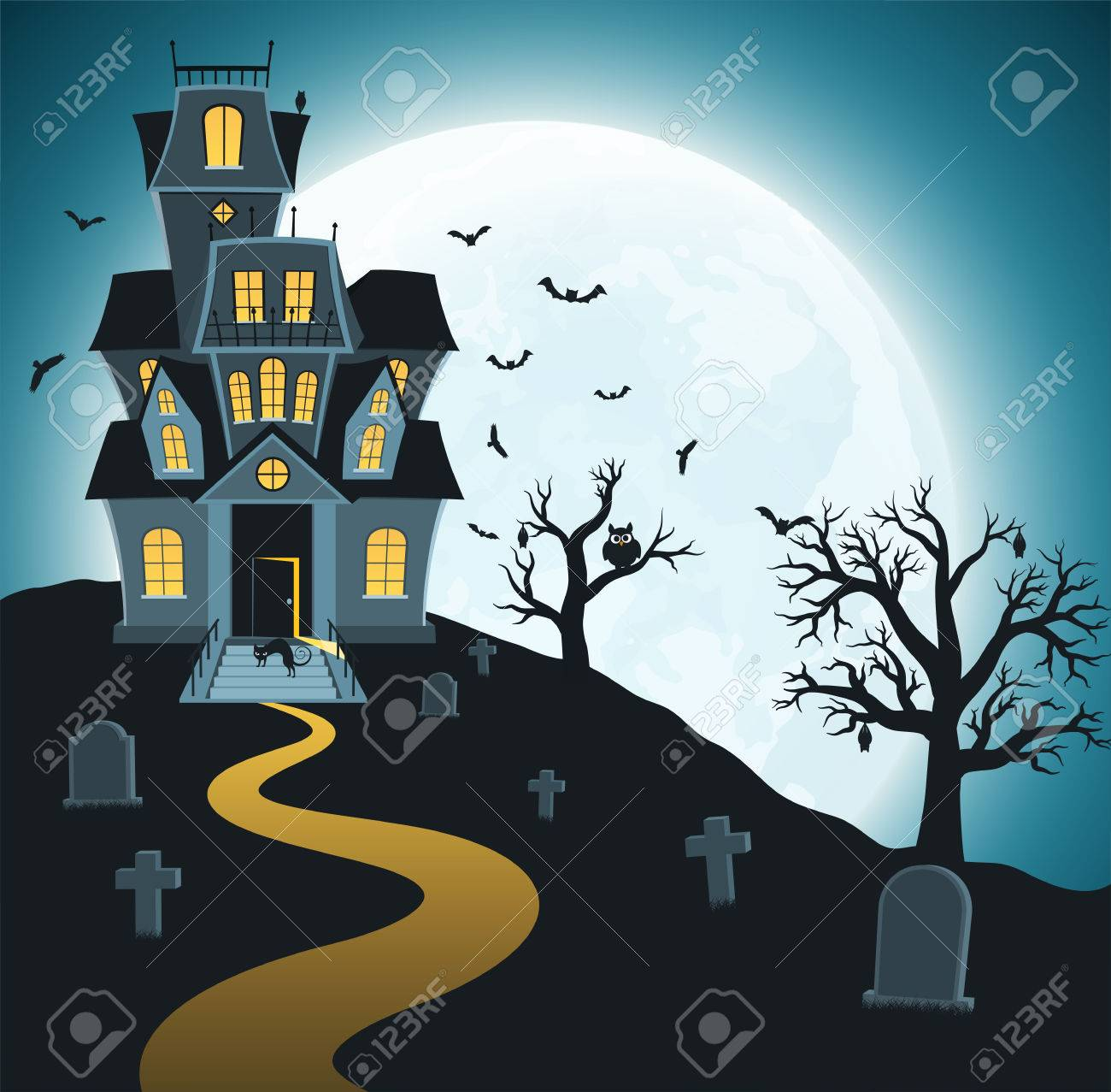 Free Haunted Images