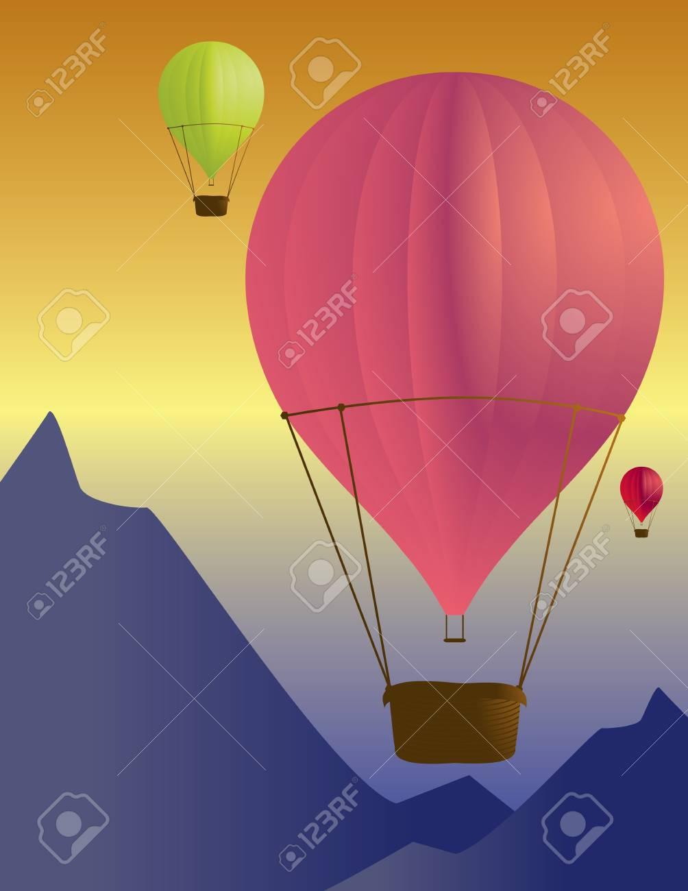 Nett Heißluftballon Färbung Ideen - Malvorlagen Von Tieren - ngadi.info