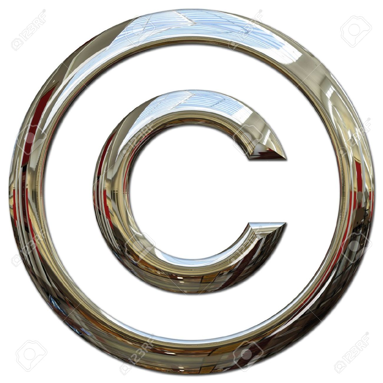 Copyright Symbol Stock Photo Picture And Royalty Free Image Image