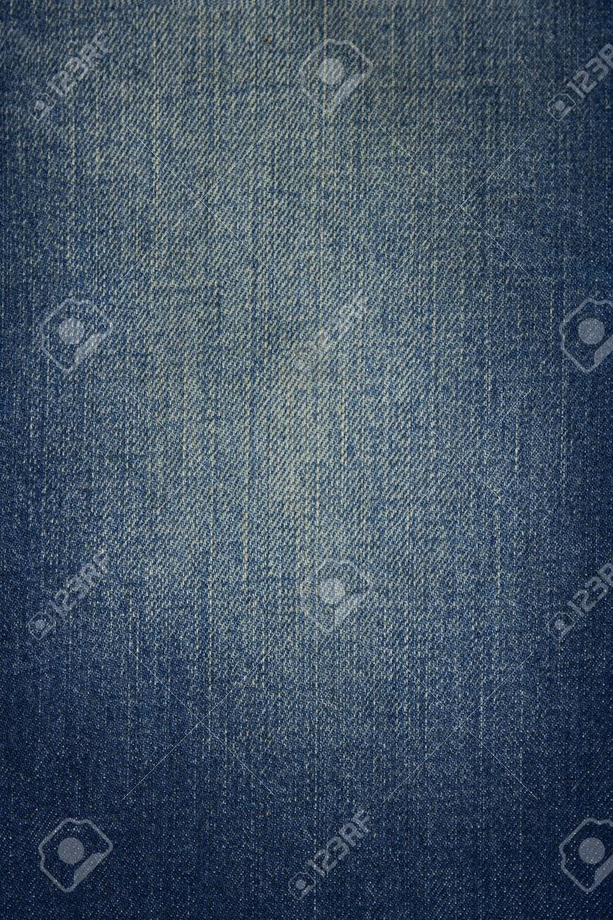 Stained denim texture Stock Photo - 9970425