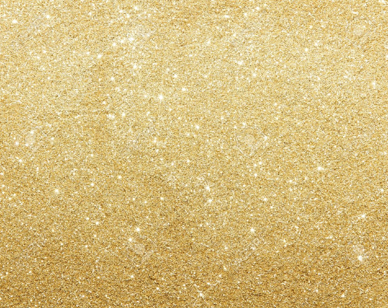 Wonderful Glamour Gold Sparkling Background Stock Photo   9970428