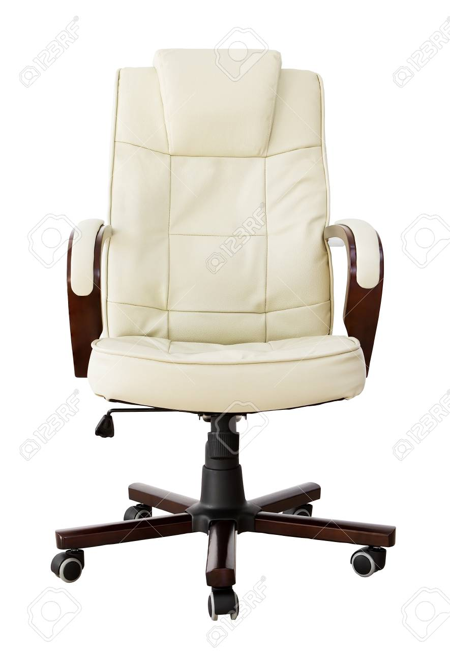 Leather office chair Stock Photo - 9970430