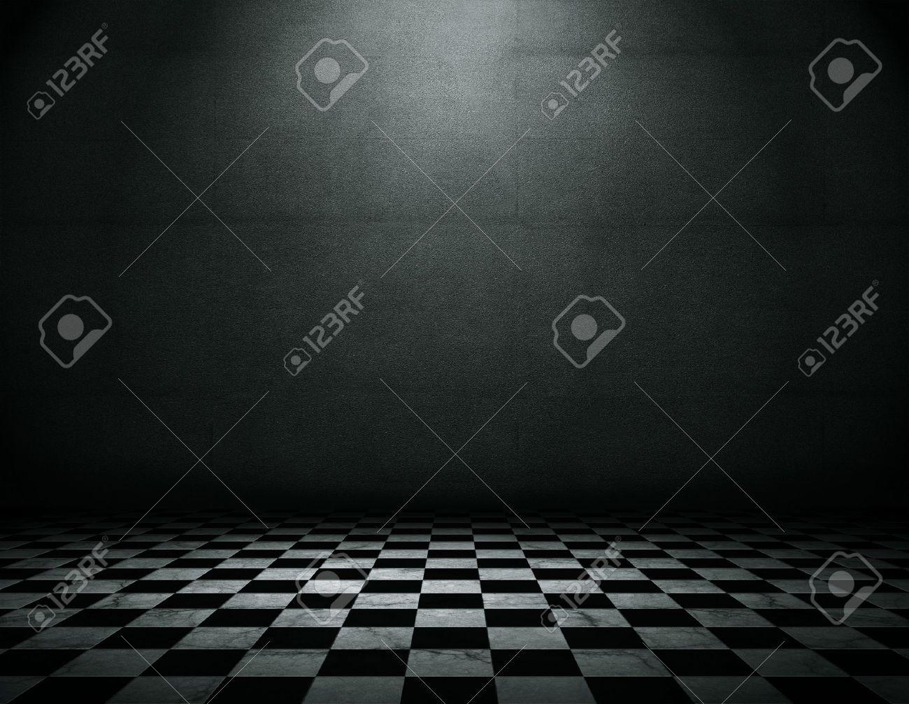 Empty grunge room Stock Photo - 11112167