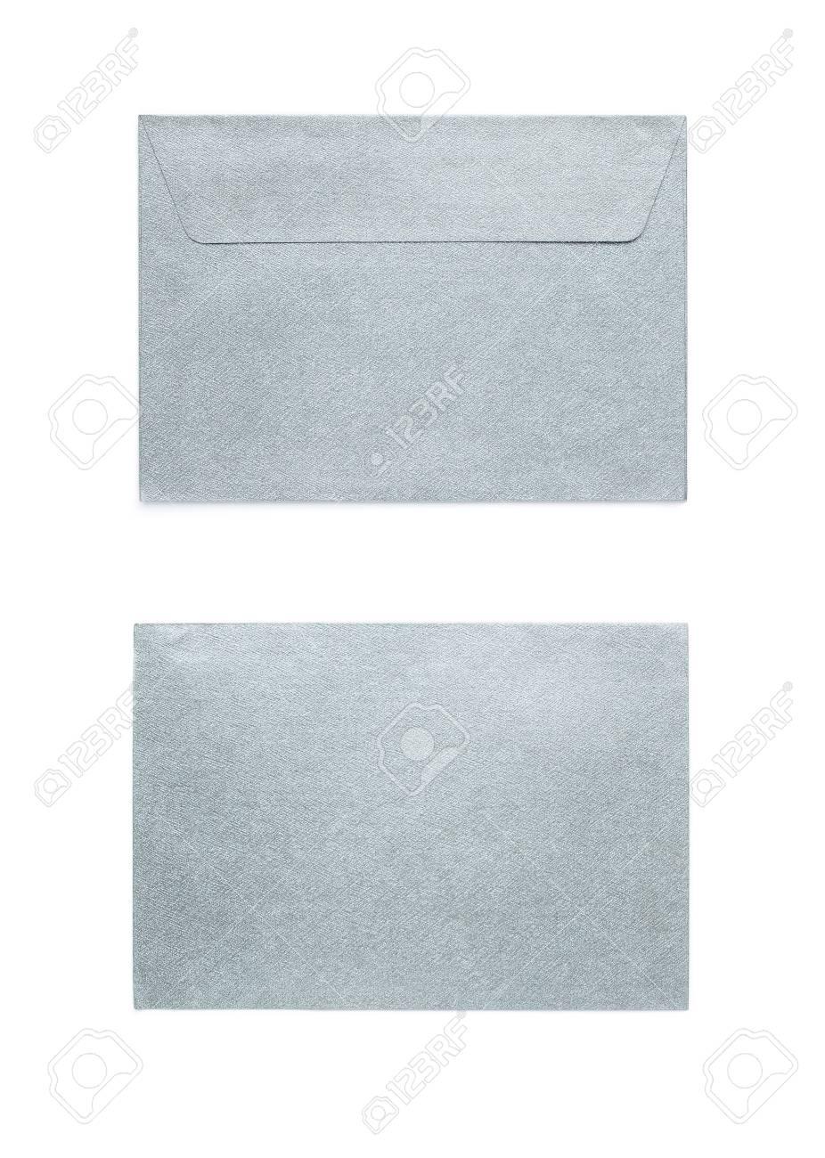 Blank Decorative Envelope Stock Photo - 12156499