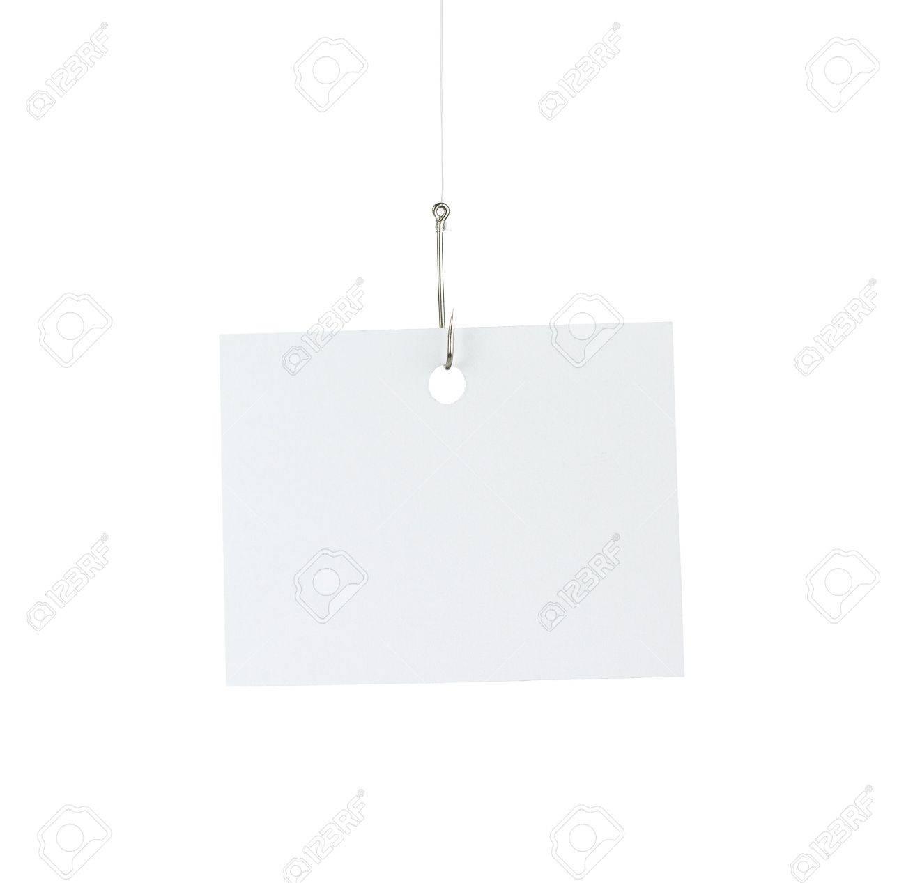 Paper hook