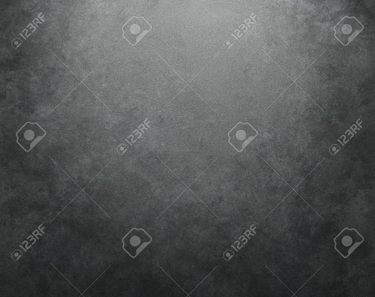 Dark concrete wall background, texture with copy space Stock Photo - 15121318