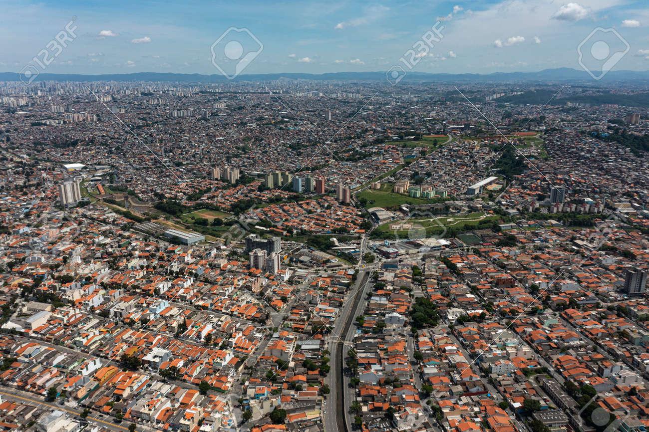 Santo Andre city, Sao Paulo state, Brazil. - 169121477