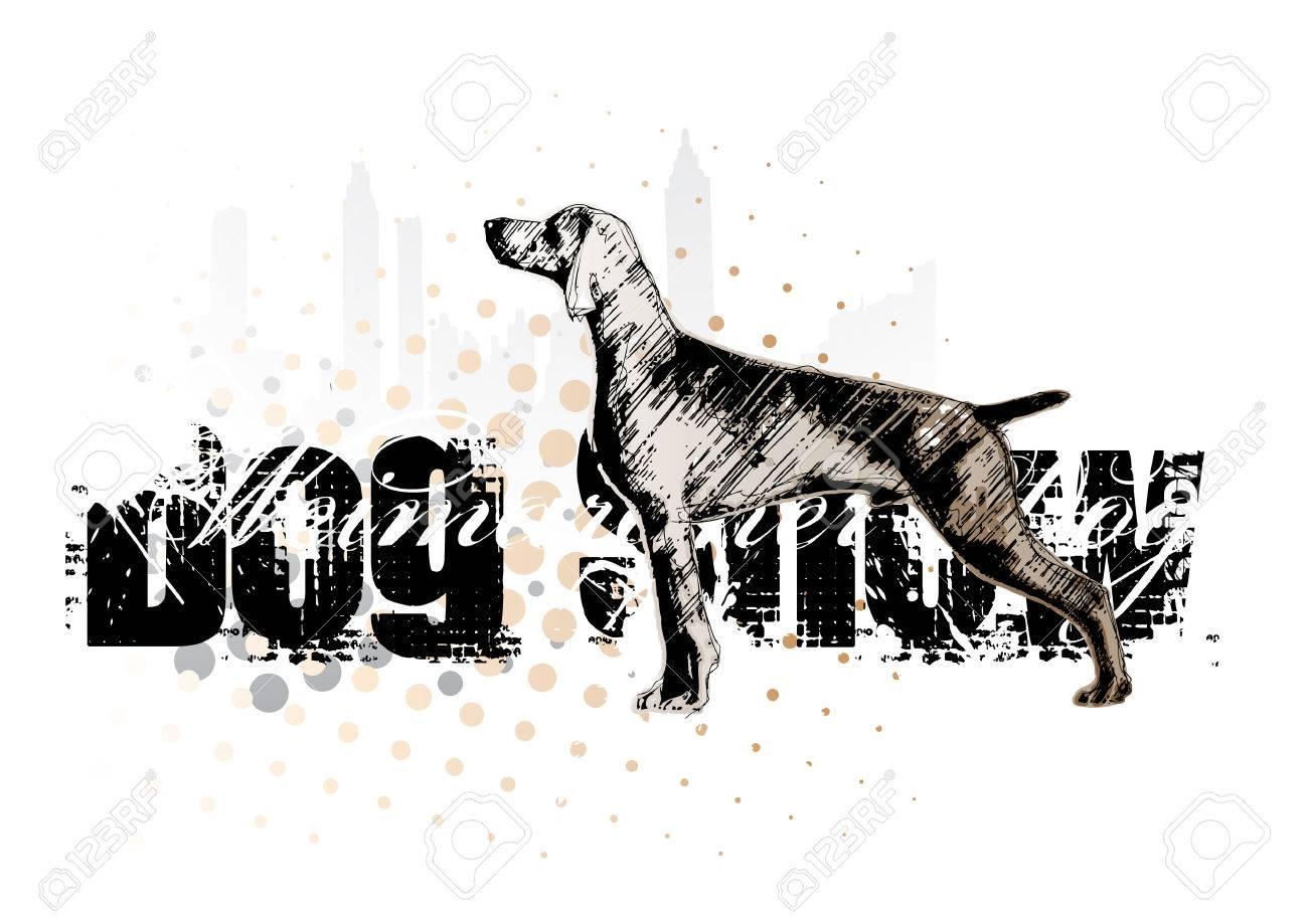 dog show 1 Stock Vector - 6657883