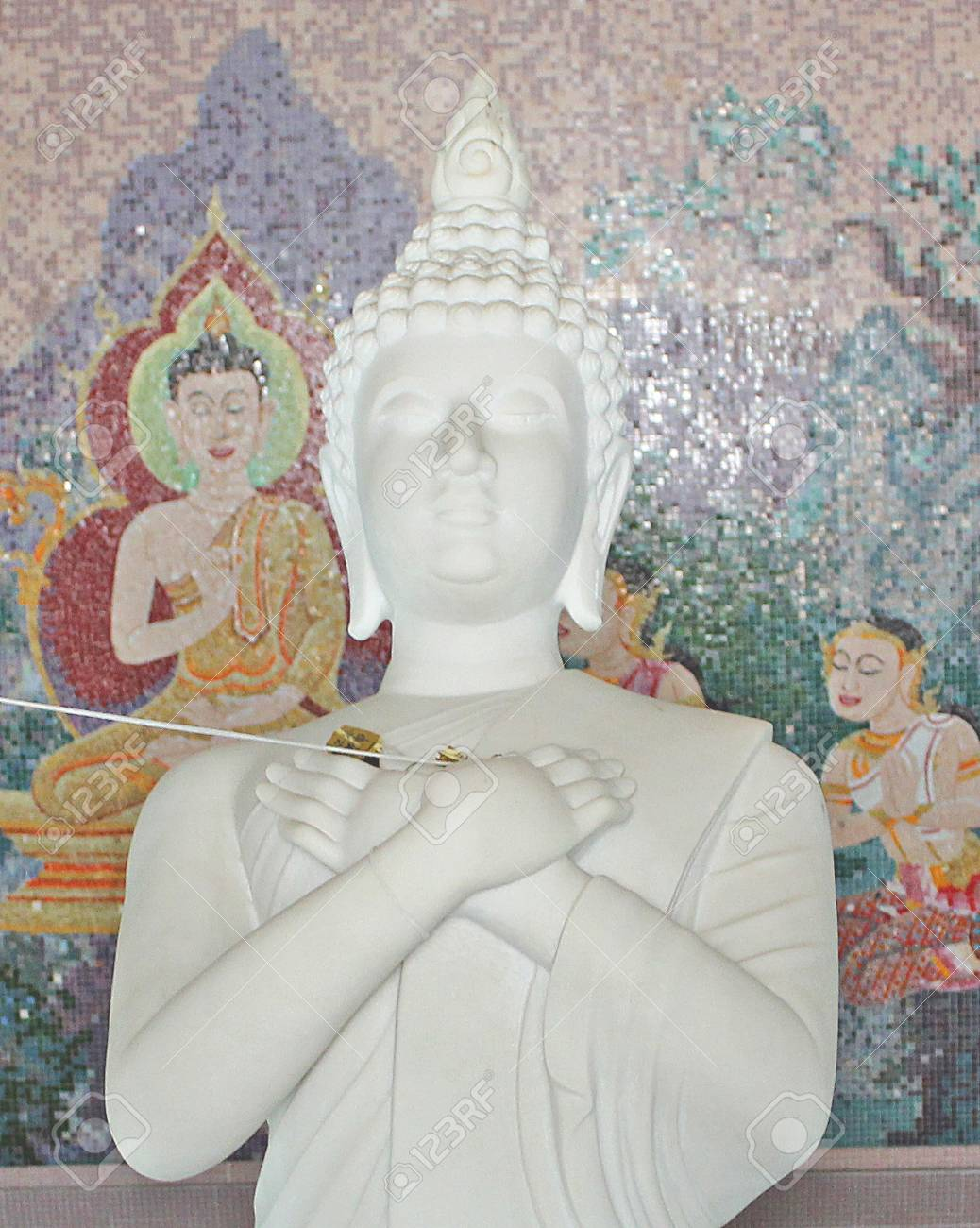 Buddha image Stock Photo - 12338388