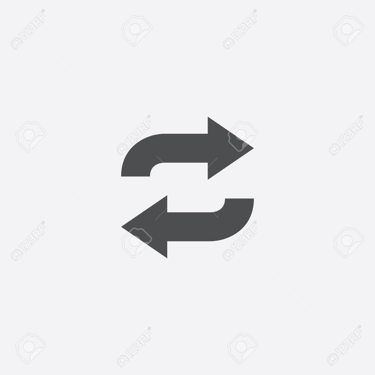 auto play outline icon - 143431828