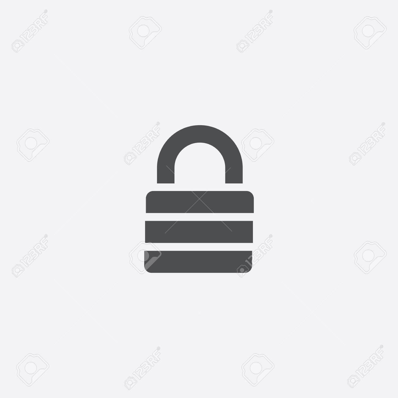 lock icon - 143059808