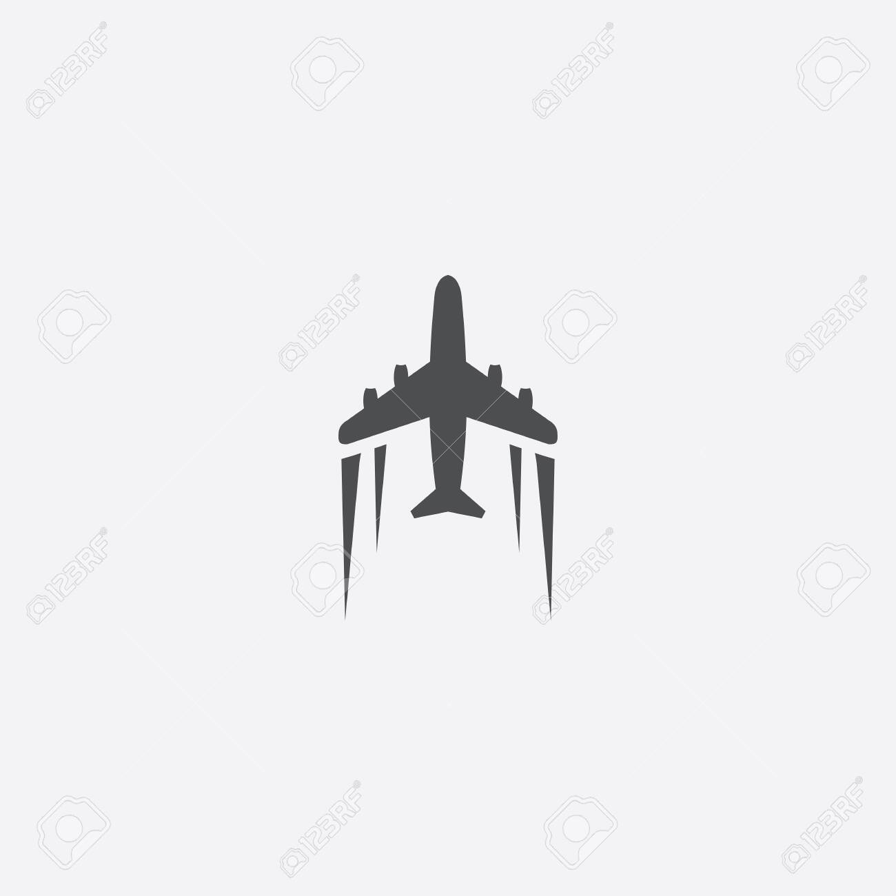plane icon - 143059826