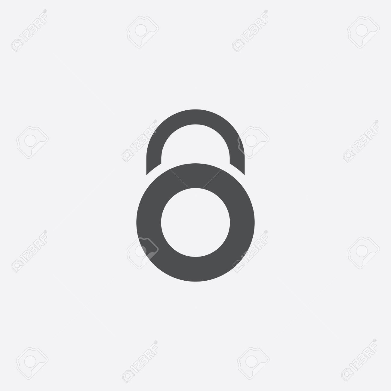 lock icon - 143431874
