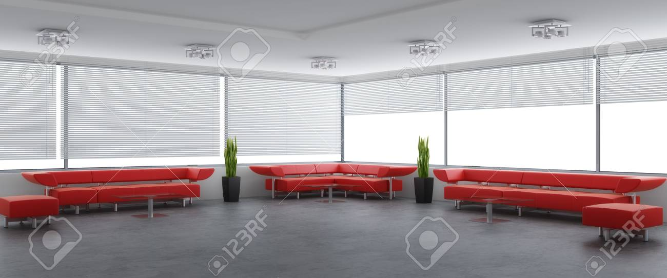 Modern interior of a room Stock Photo - 7856447
