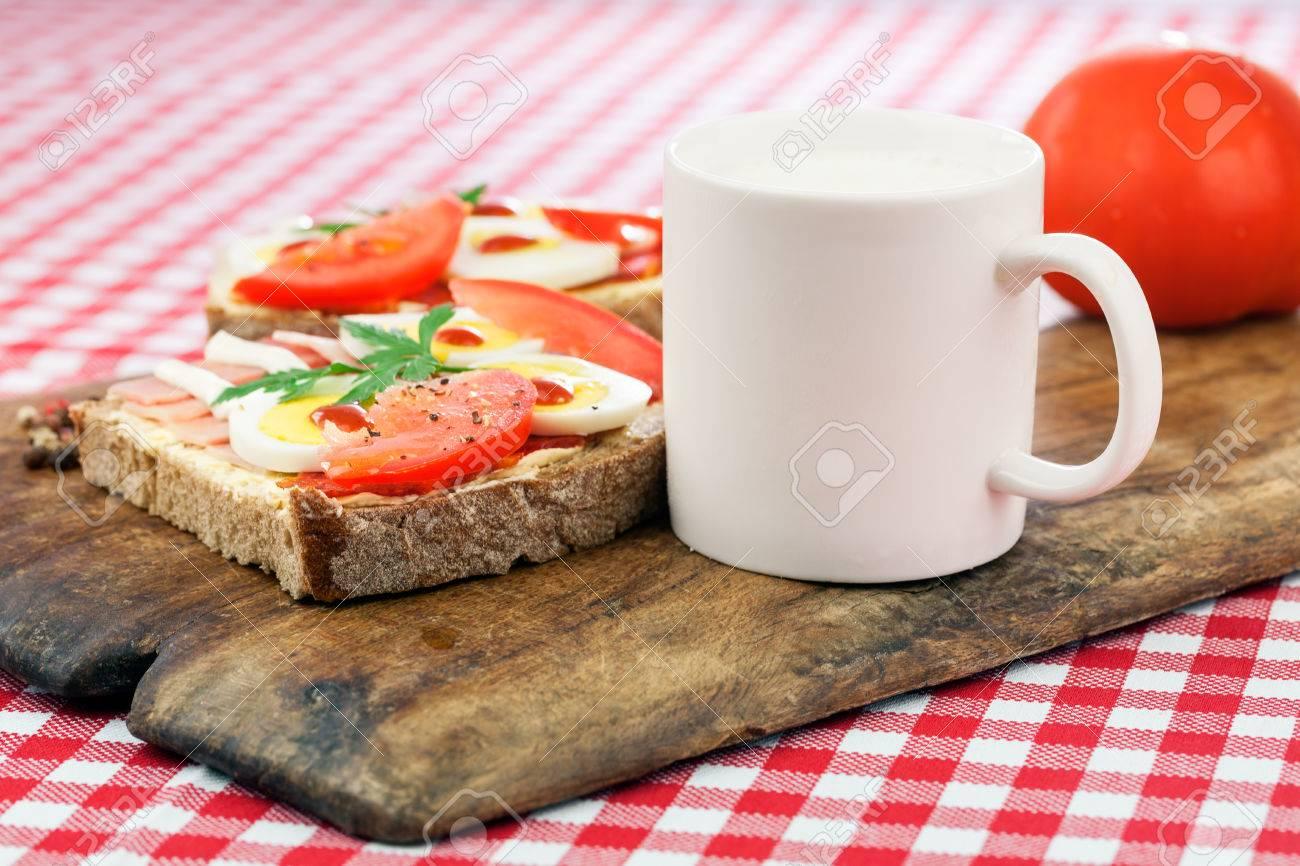 recipe: ham for breakfast healthy [15]