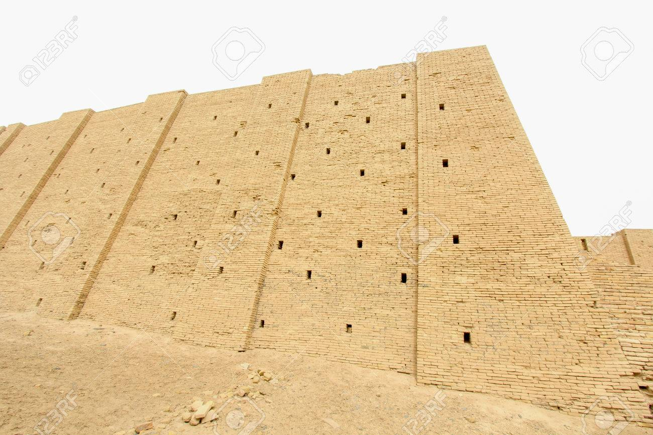 Picture of Ziggurat of Ur and One of the most important monuments