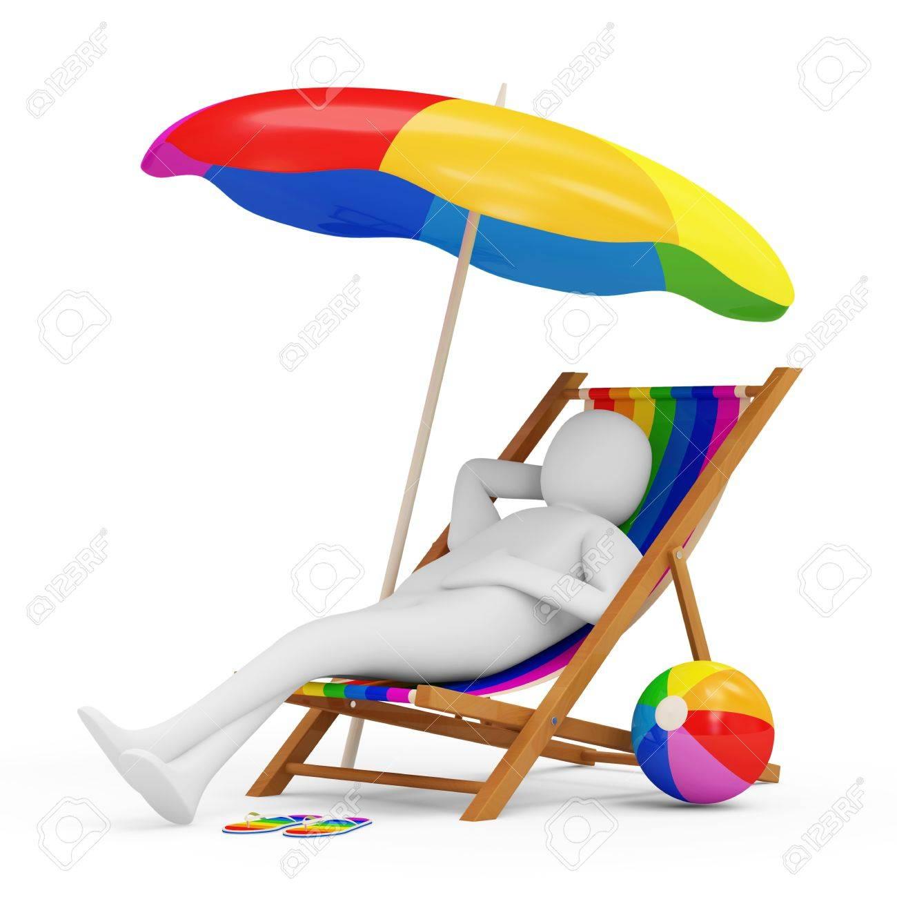 Beach umbrella and chair png - Cartoon Beach Chair And Umbrella Jpg 1300x1300 Beach Chair Funny Cartoon