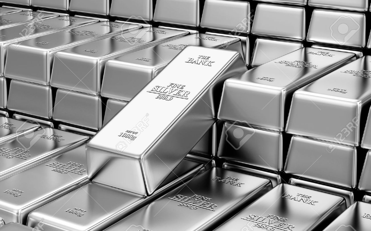 Image result for silver bars