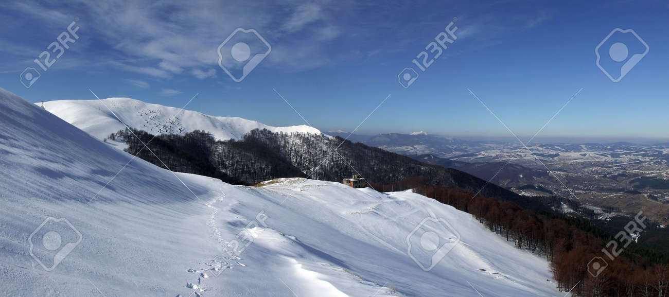 Carpathian mountain range - 783800