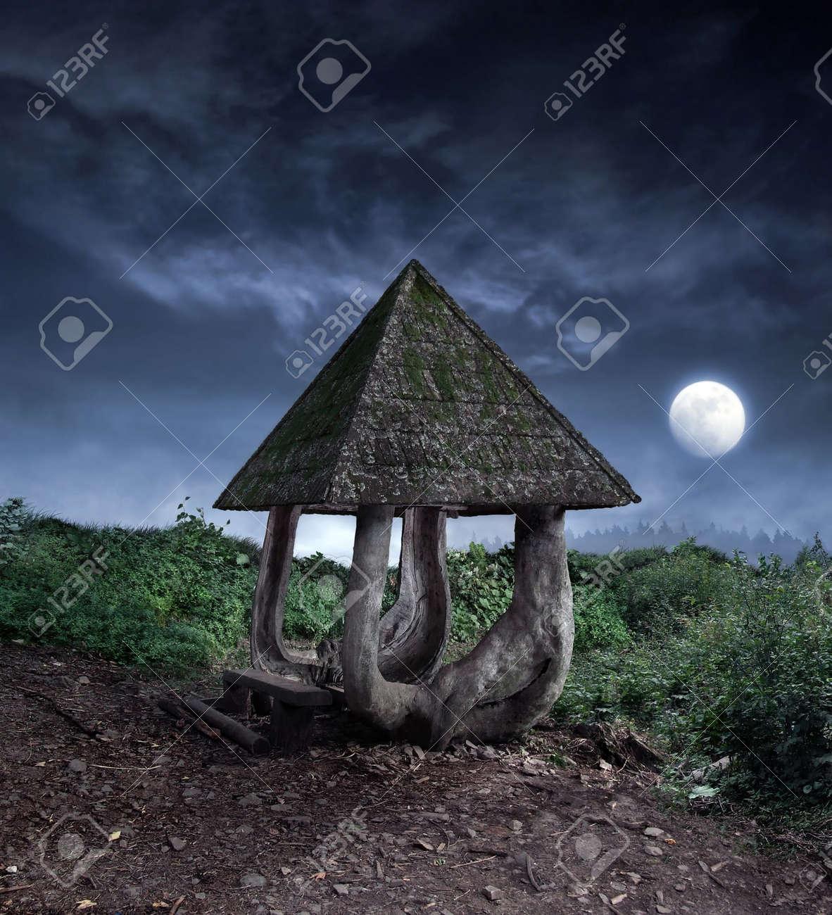Fantasy summerhouse - 4194022