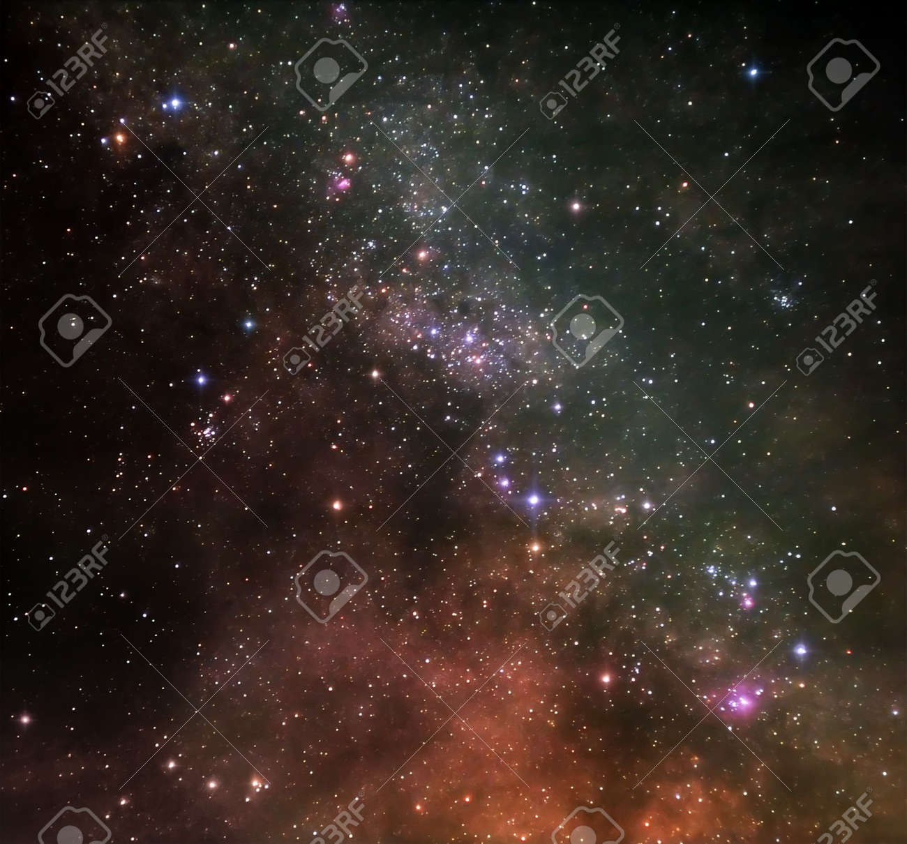 Deeps of space Stock Photo - 7202024