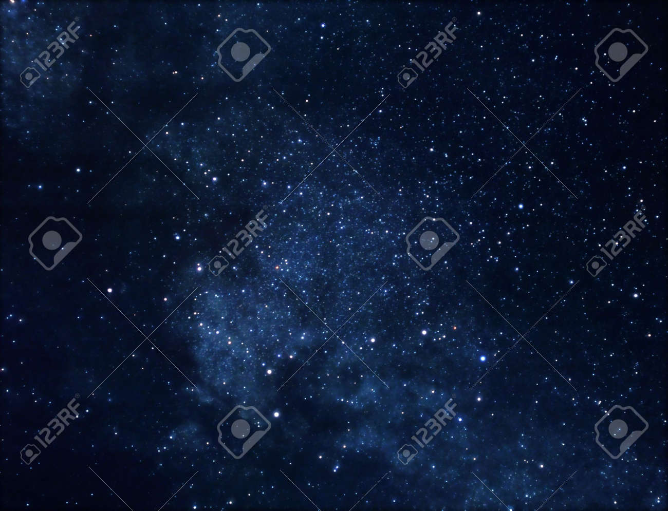 Space background - 7554475