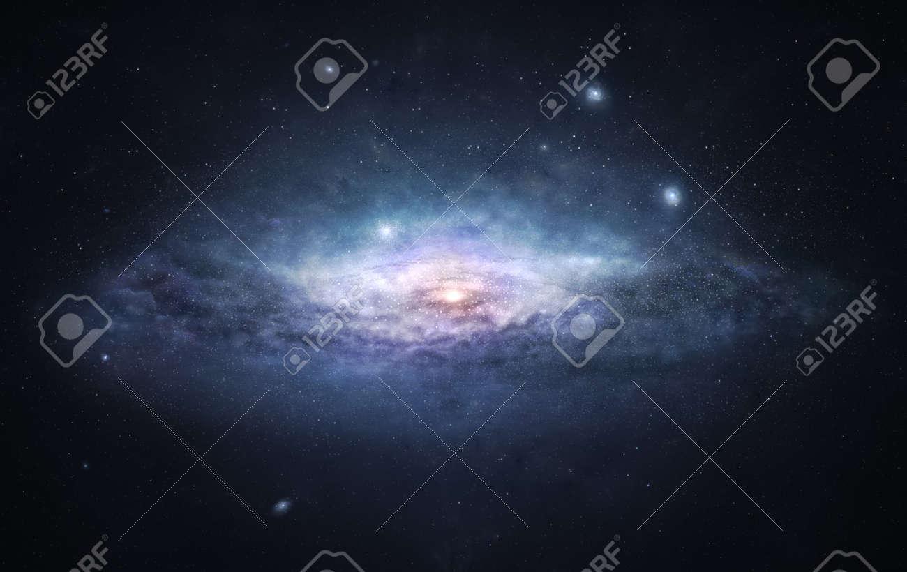 Galaxy - the city of stars - 34525659