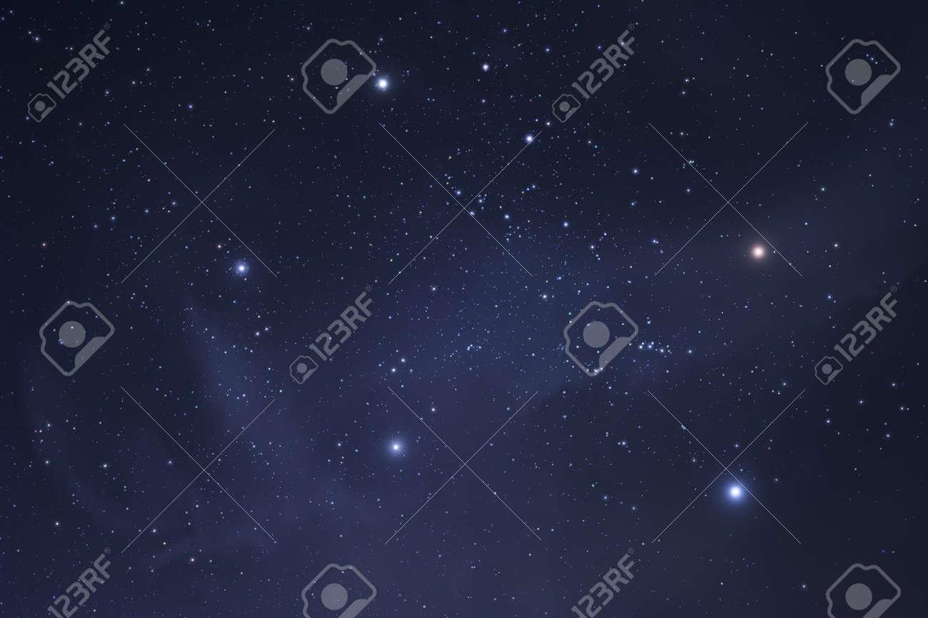 Bright shining stars of the constellation Auriga - 156486794