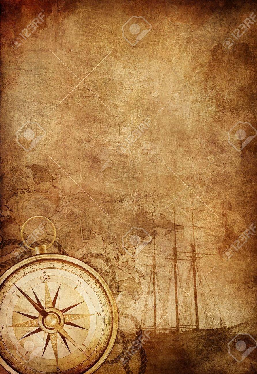 Compass Stock Photo - 9779066