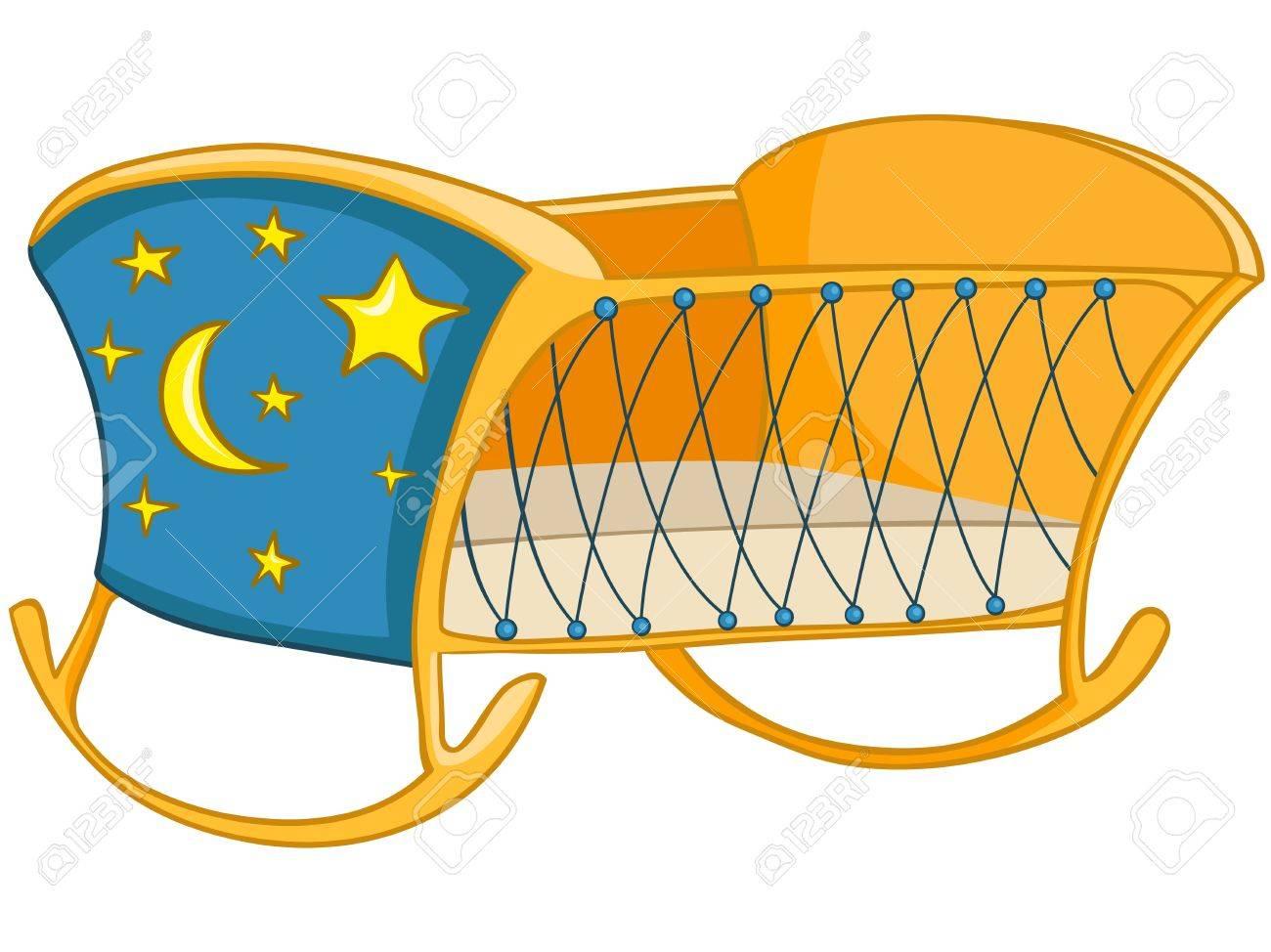 bedroom furniture clipart. cartoon home furniture bed stock vector - 12372168 bedroom clipart