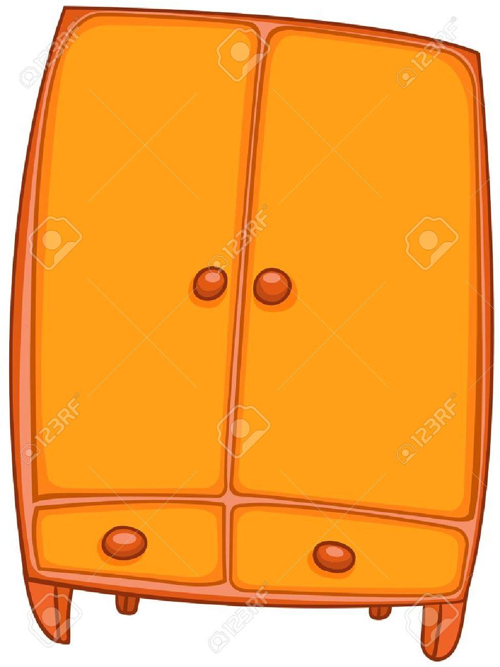 Cartoon Home Furniture Wardrobe - 12372192