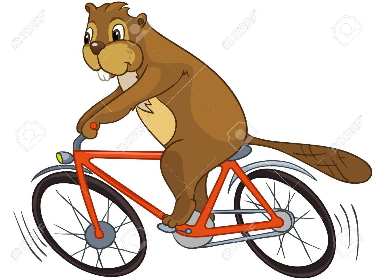 Beaver CREES Stock Vector - 13051352