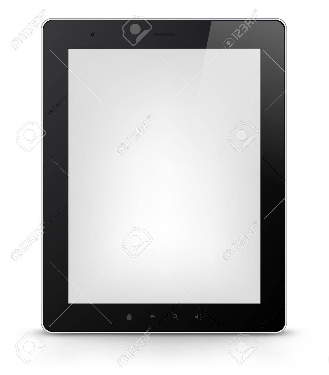 Tablet PC Stock Vector - 13562347