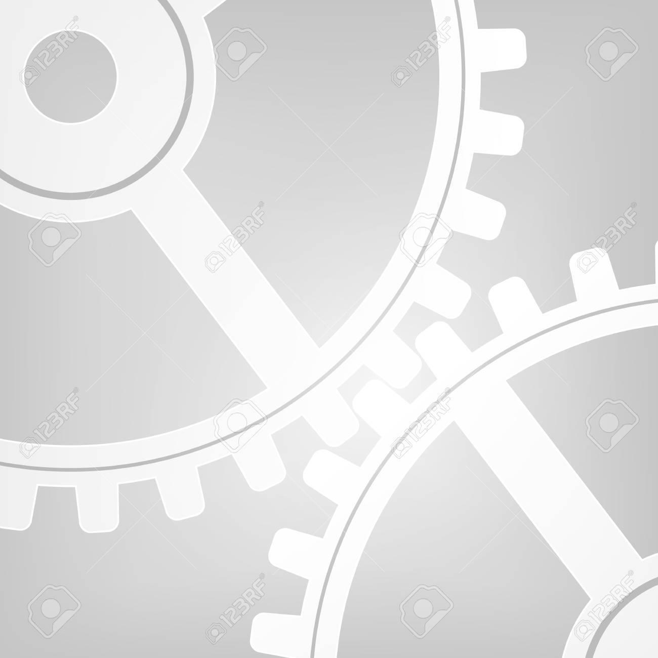 Mechanism Stock Vector - 16960878