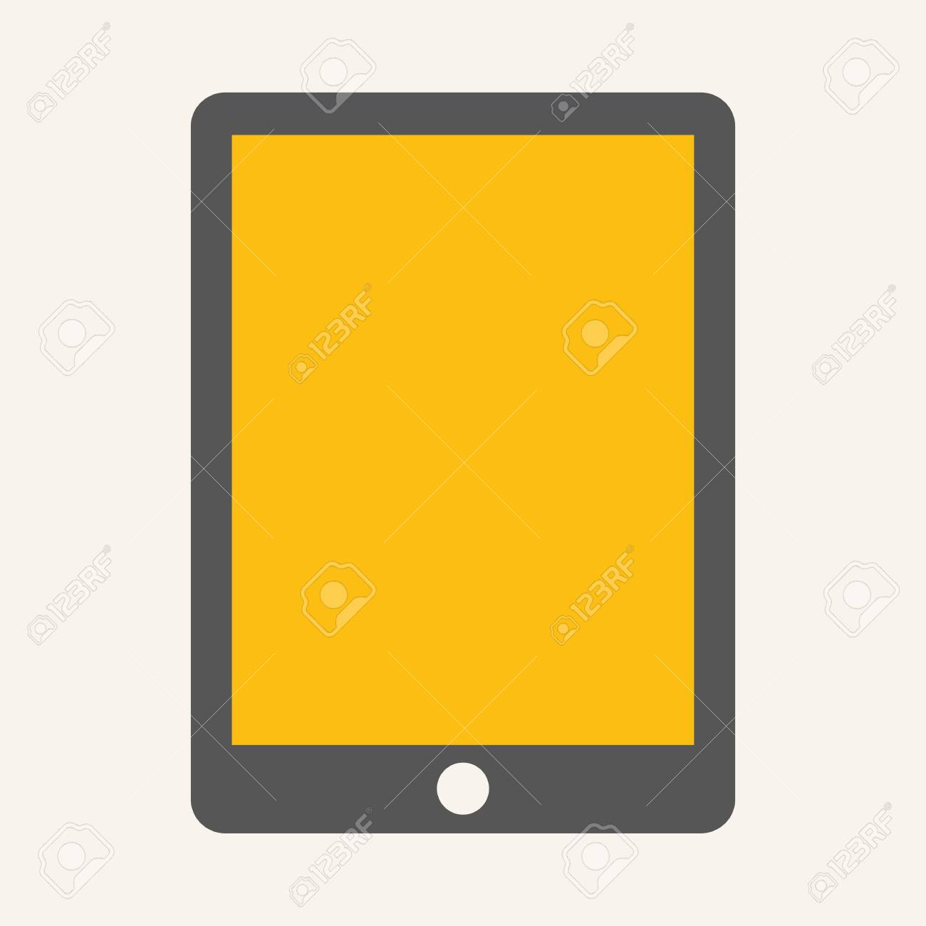 Tablet PC Stock Vector - 20328478