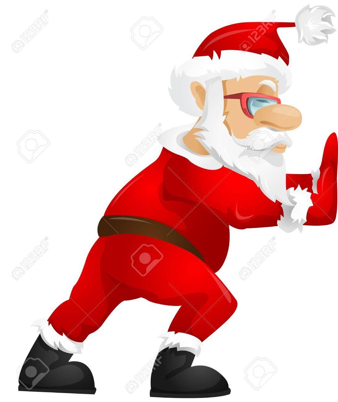 Santa Claus Stock Vector - 20857645