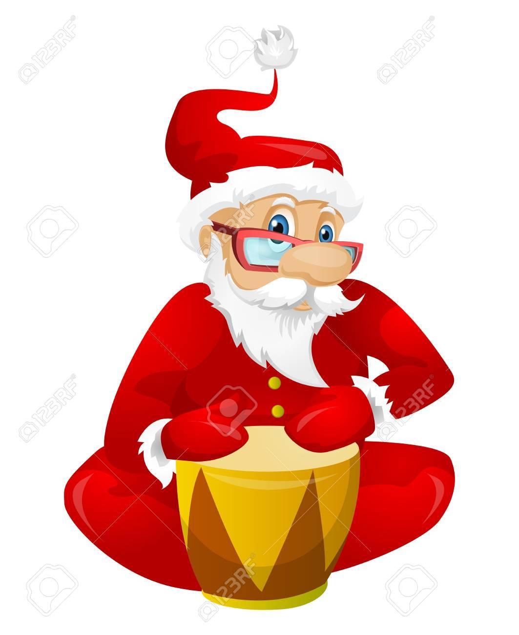 Santa Claus Stock Vector - 20857665